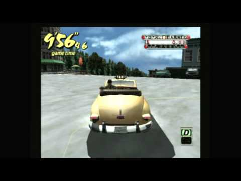 CGRundertow - CRAZY TAXI For PlayStation 2 Video Game Review