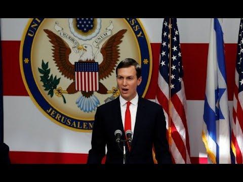 Jared Kushner Rare Remarks at Jerusalem US Embassy Opening