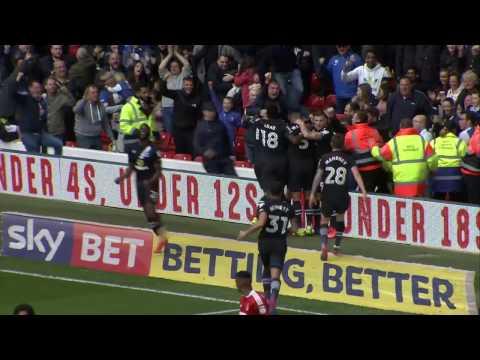 Highlights: Nottingham Forest 0 Blackburn Rovers 1
