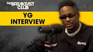YG Talks 'Stay Dangerous' Album, Madden Controversy, 6ix9ine + More