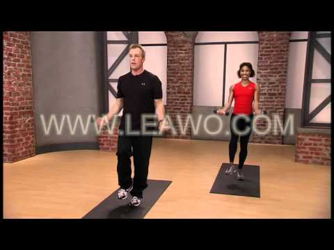 Gunnar Peterson Hollywood workout