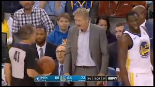 Steve Kerr Night Fever Dance