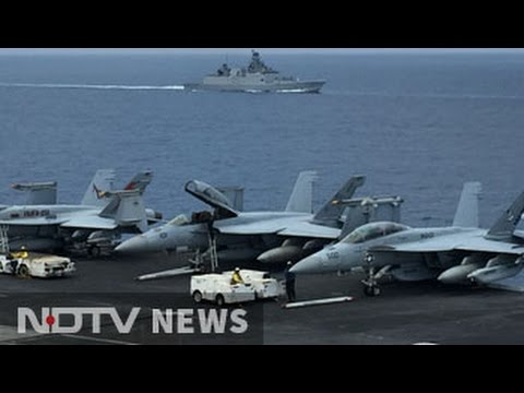 India-Japan-US: A new Asia-Pacific naval alliance?