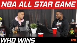 Who Wins NBA All Star Game? | Hoops N Brews