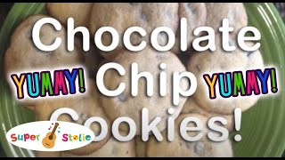 """""""Chocolate Chip Cookies"""" music video by Super Stolie"""