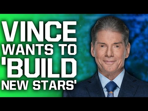 Vince McMahon Wants To 'Build New Stars' | Change To Tonight's WWE Raw Main Event from YouTube · Duration:  12 minutes 46 seconds