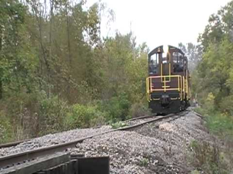 Byesville Scenic Railway & Ohio Central #1293 Steam