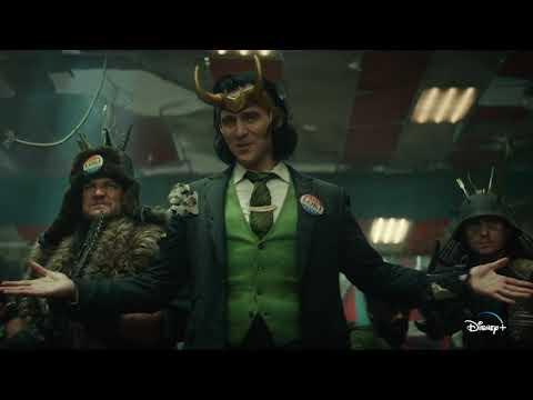 Musique de la pub   Disney+ (Loki) 2021
