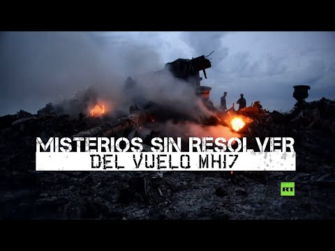 Misterios sin resolver del vuelo MH17 - DOCUMENTAL