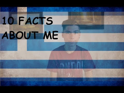 Is VladsBoredom from GREECE??? - 10 Facts About Me #1
