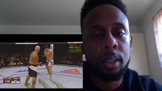 SCARIEST KO ARTISTS in UFC History REACTION