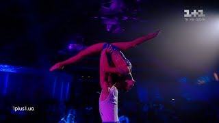 Anna Rizatdinova and Оleksandr Prokhorov - Fusion - Dancing with the Stars 2019