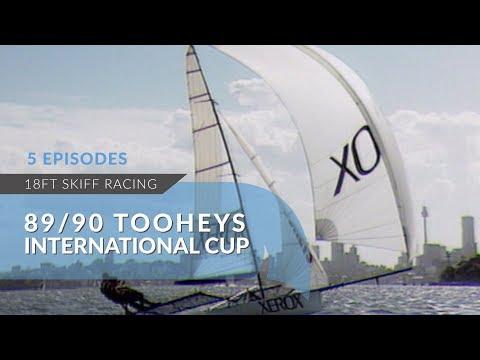 89/90 - The Tooheys' International Cup, Ep. 1/5