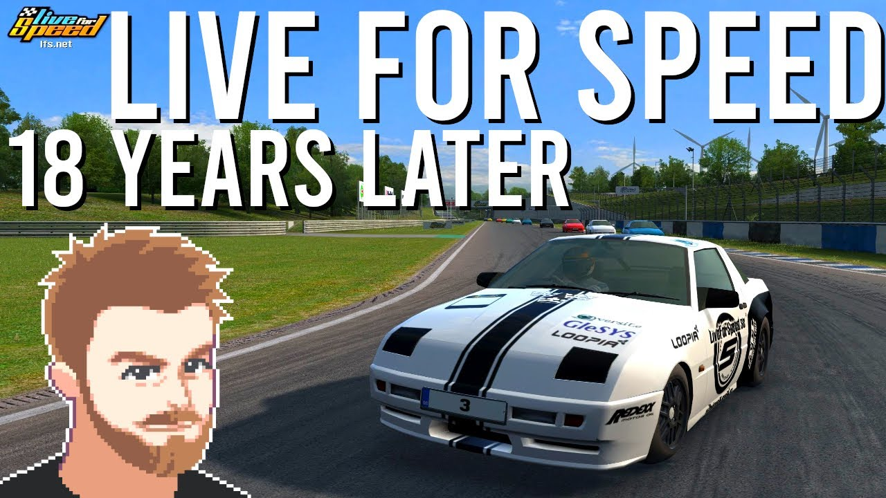 Live For Speed 18 years Later Bring On The Nostalgia