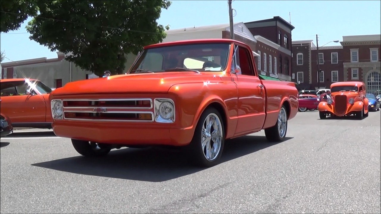 So MD Cruise for Vetrerans 2016 Classic Hot Rod Muscle Cars and ...