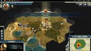 A Backseat Driver and A Noob Let's Play: Bee Plays Civ 5 Episode 1- Lord Reginald Mp3