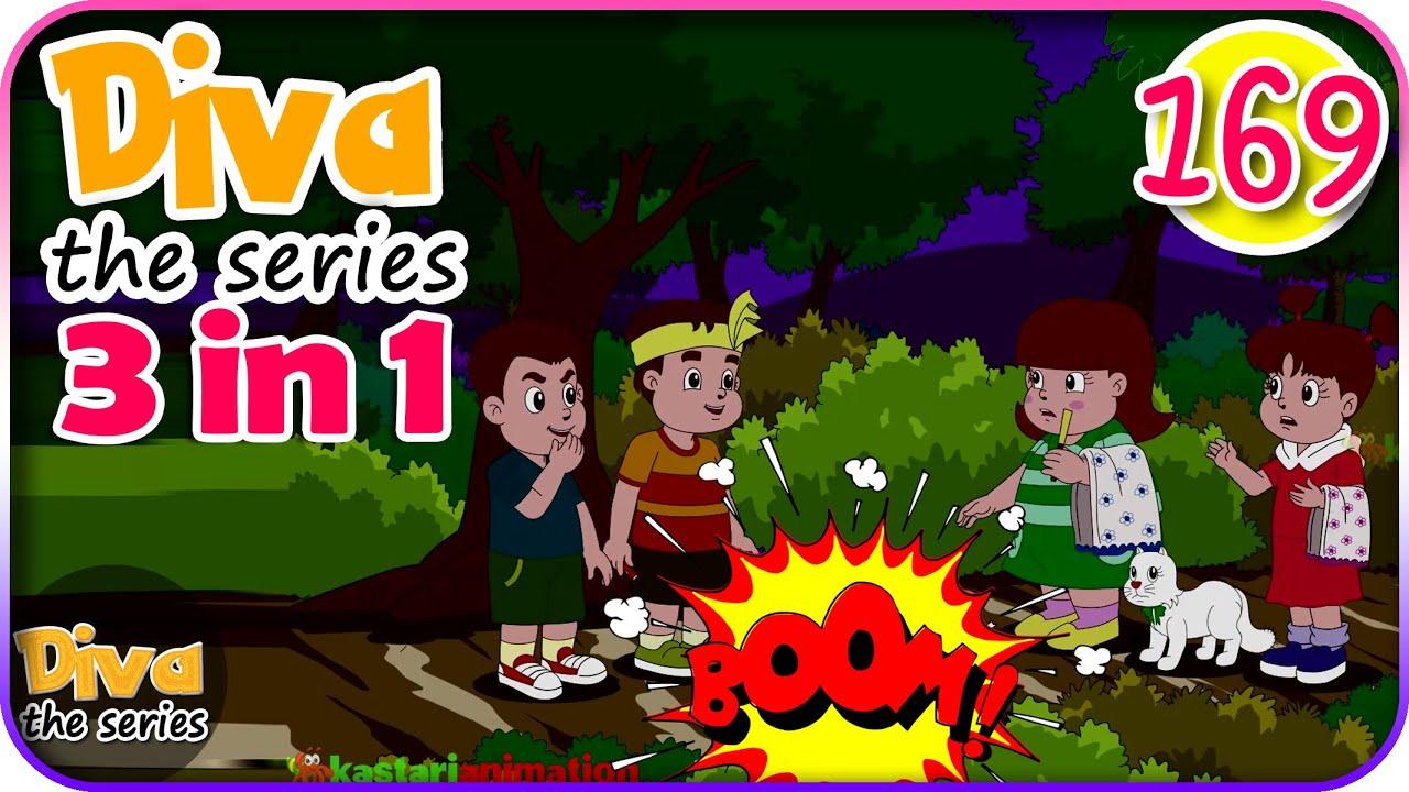 Seri Diva 3 in 1 | Kompilasi 3 Episode ~ Bagian 169 | Diva The Series Official