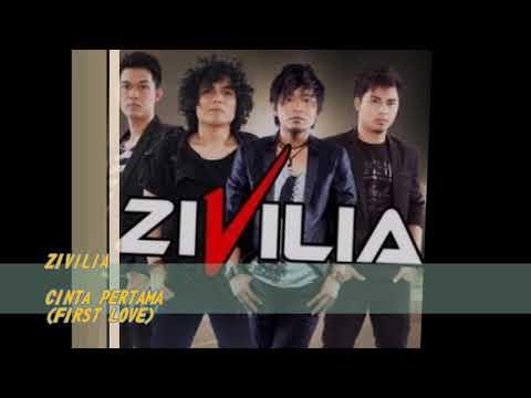 Zivilia - Cinta Pertama (first Love)  Video Lirik