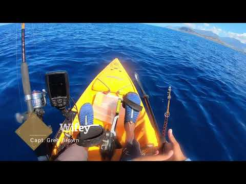 "DTFC EP#33: ""Shibi Calling"" - #Offshore #Kayak #fishing in #Hawaii"