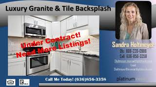 All New 3 Bed 3 Bath Townhome with 2 Car Garage Chesterfield Missouri 63017