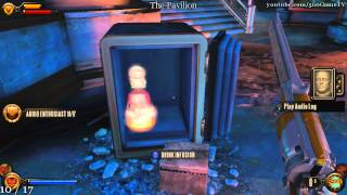 BioShock Infinite Burial at Sea Episode 1 - All Audio Logs (Audio Enthusiast Achievement / Trophy)