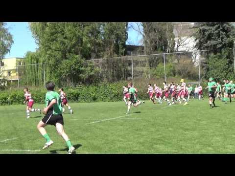 ARC - RC Graz v. RAK Olimpija 30.4.2016 (19-23)