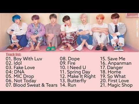 Bts Playlist Best Bts Songs 2013-2019 ~ 방탄소년단