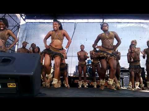 GPG Heritage day celebrations - Tswana Dance