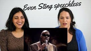 Our Reaction & Tribute: Fragile by Stevie Wonder and Sting