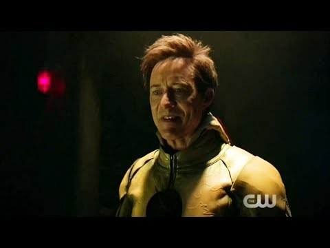 DCTV Elseworlds Crossover | The Flash vs Reverse Flash, Green Arrow vs Malcolm Merlyn