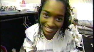 TLC Behind The Scenes Of Budweiser Superfest Tour