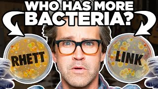 Who Has More Bacteria? (Game)
