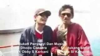 Aku Bukan Penyanyi Dan Musisi vokal Dhodo, musik Obby S Karbani