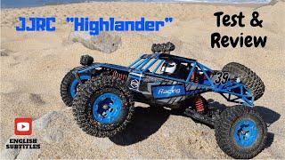 JJRC Highlander