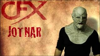 CFX Mask • JOTNAR the TROLL Silicone Mask Try on
