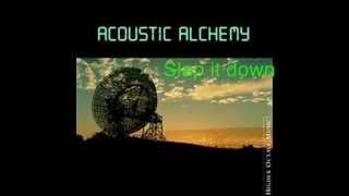 Acoustic Alchemy-Slap it down