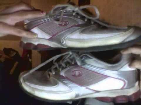 a0e2b085ef5f3 champion brand shoes and addis socks - YouTube