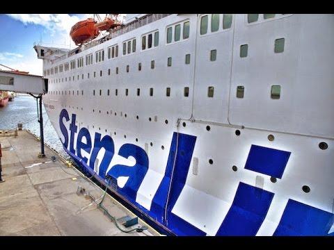 Rejs do Szwecji (Karlskrona) na promie Stena Line