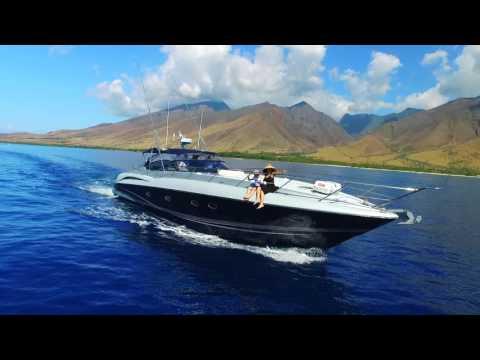 Satisfaction - Maui Yacht Charters Luxury Power Yacht