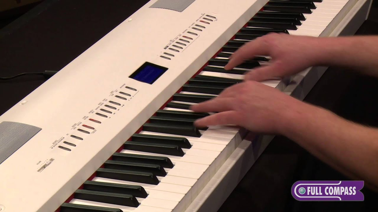 Roland FP-80 88-Key Digital Piano Overview | Full Compass
