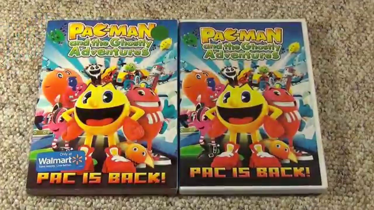 pac man and the ghostly adventures planet pac vs the ghosteroid