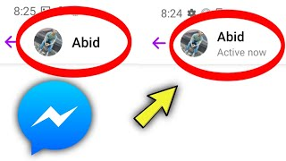 Active Status Problem    Last Seen Not Showing   When not hide by person Problem Solve in Messenger