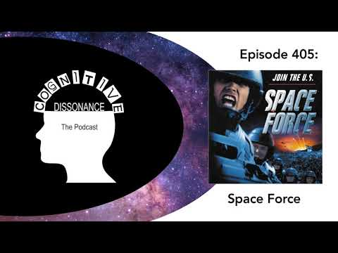 Episode 405: Space Force thumbnail