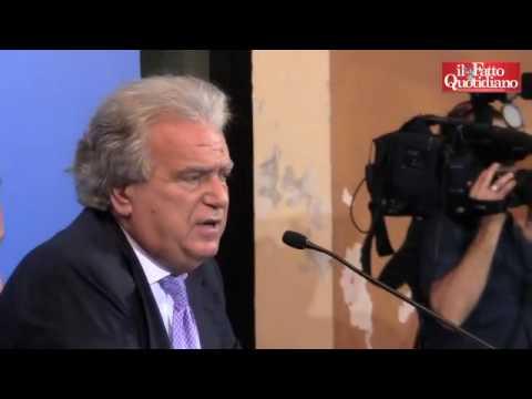 Denis Verdini si stizzisce per le domande di Zunino Repubblica