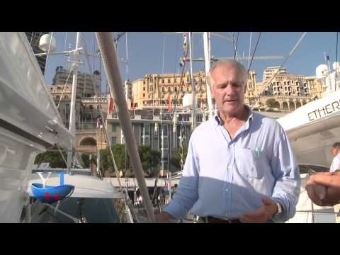 S/Y Mondango Tour with Yacht Naval Architect & Yacht Designe