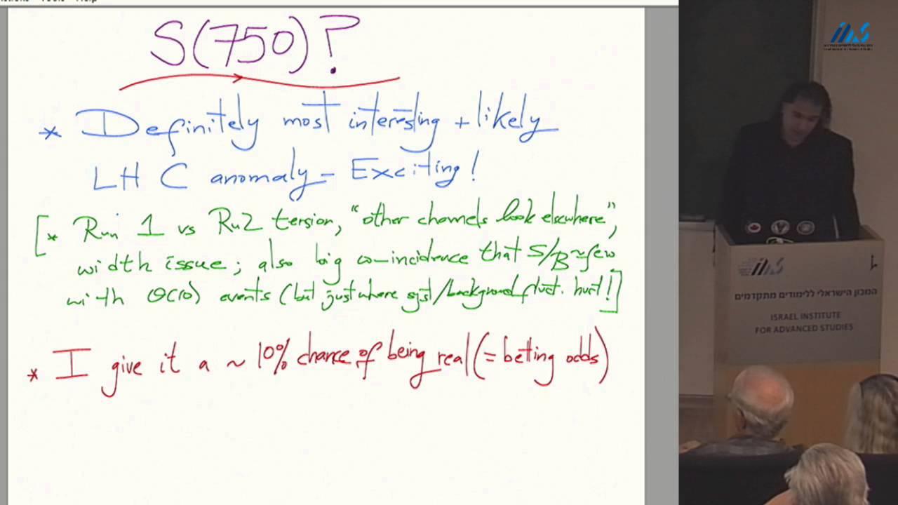 "Nima Arkani-Hamed (IAS Princeton) Review: ""The Future of Particle Physics"""