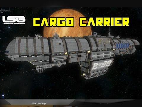 space engineers cargo ship - photo #10