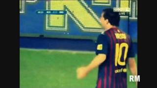 Lionel Messi - Skills & Goals - 2011/2012 - HD