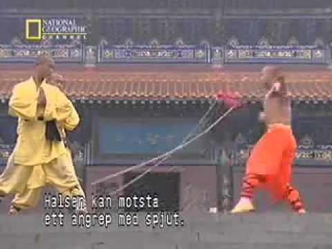 Sức mạnh thật sự của võ thuật Thiếu Lâm