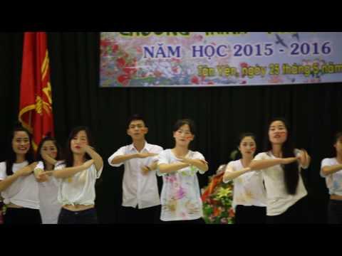 Flash mob A10K53 Tân Yên 1